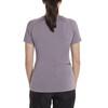 Giro Mobility Koszulka Kobiety V-Neck fioletowy